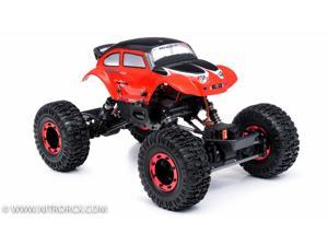 1/10 Mad Gear RC Cliff 2.4Ghz R/C Ready to Run RTR Rock Crawler (Red)