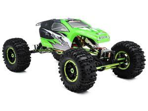 1/8Th Mad Torque Rock Crawler Ready to Run (Green)