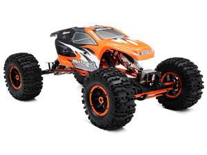 1/8Th Mad Torque Rock Crawler Ready to Run (Orange)