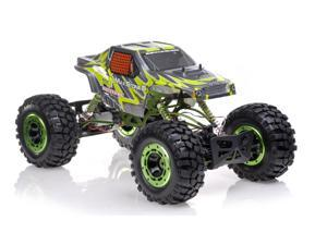 1/8th Scale 2.4Ghz Exceed RC MaxStone 4WD Powerful Electric Remote Control Rock Crawler 100% RTR