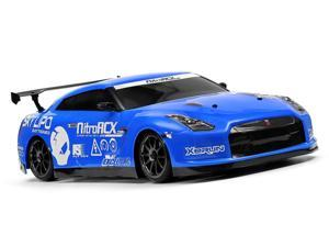 Exceed RC 2.4Ghz MadSpeed Drift King Edition 1/10 Electric Ready to Run Drift Car (Blue)