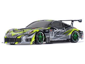 1/10 2.4Ghz Exceed RC Electric DriftStar RTR Drift Car 350 Green Version