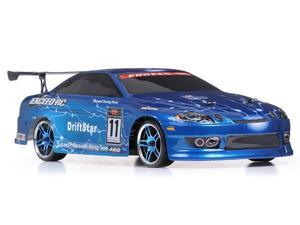1/10 2.4Ghz Exceed RC Electric DriftStar RTR Drift Car Light Blue Version