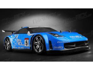 1/8th Exceed RC MadDrift Electric Brushless Limited Edition RTR Ready to Run Drift Car (Blue)
