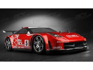 1/8th Exceed RC MadDrift Electric Brushless Limited Edition RTR Ready to Run Drift Car (Red)