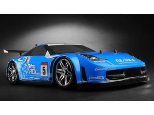 1/8th Exceed RC MadDrift Electric Brushless Racing Edition RTR Ready to Run Drift Car (Blue)