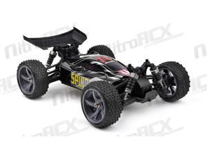 Iron Track RC Electric Spino 1:18 4WD Buggy Ready to Run (Black)
