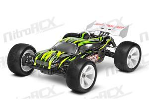 Iron Track Zeige E8XTL 1:8 Scale ARTR 4WD Brushless Short Course Truggy (Green)