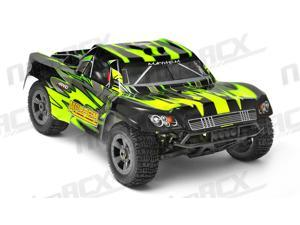 Iron Track MegaE8SCL Mayhem 1:8 Scale RTR 4WD Brushless RC Short Course Buggy (Green)