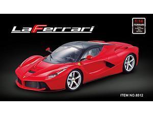 Licensed 1/14th Scale RC Ferrari LaFerrari Ready To Run Die Cast Radio Control Car