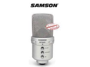 SAMSON G-TRACK USB CONDENSER MICROPHONE GM1U