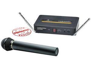 Audio Technica ATW702 Handheld Wireless Mic System UHF Handheld Wireless Mic System
