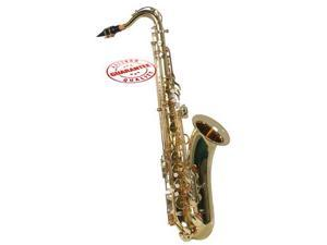 Hawk Tenor Saxophone Lacquer Finish with Case, Mouthpiece and Reed