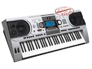 MK 61 Keys Professional Performance Type Electronic Keyboard With Touch Function MK-935