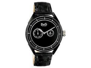 D&G Dolce & Gabbana Men's Multifunction Strap watch #DW0420