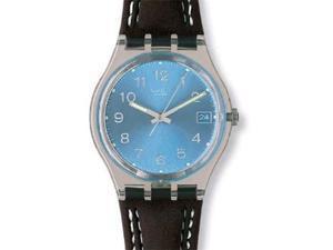 Swatch Originals Gents Blue Choco Watch GM415