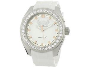 Marc Ecko The Grandee White Dial Men's watch #E12586G1