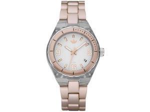 Adidas Originals Aluminum Cambridge White Dial Women's watch #ADH2538