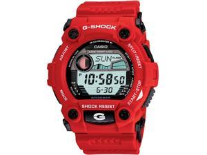 Casio G7900A-4 Mens G-Shock Rescue Red Digital Sport Watch