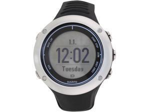 Suunto Men's Ambit2 SS019210000 Black Rubber Quartz Watch with Digital Dial