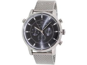 Tommy Hilfiger Stainless Steel Mesh Mens Watch 1790877