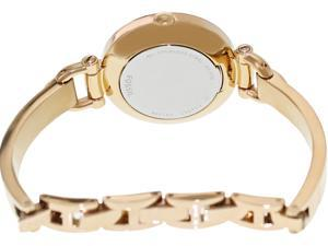 Fossil Women's Georgia ES3367 Rose-Gold Stainless-Steel Quartz Watch with Rose-Gold Dial