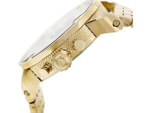 Diesel Little Daddy Gold Watch DZ7287