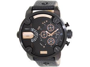 Men's Diesel Little Daddy 2-Time Zone  Chronograph Watch DZ7291