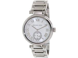 Michael Kors MK5866 Skylar Silver Dial Stainless Steel Ladies' Watch
