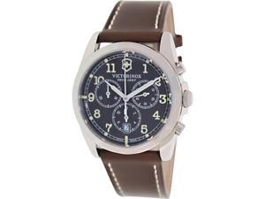 Victorinox Swiss Army Infantry Chronograph Grey Dial Mens Watch 241567