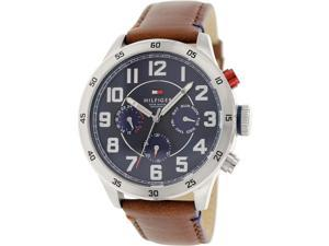 Tommy Hilfiger Analog Blue Dial Mens Watch 1791066