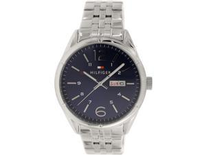 Tommy Hilfiger Analog Blue Dial Mens Watch 1791061