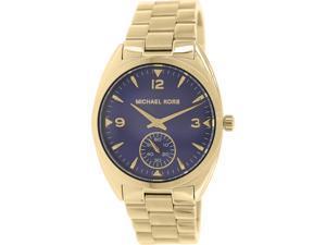 Michael Kors Men's Callie MK3345 Gold Stainless-Steel Quartz Watch