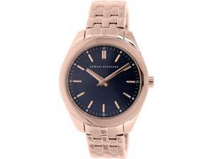 Armani Exchange Women's AX5514 Rose Gold Stainless-Steel Quartz Watch