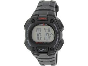 Timex Men's Ironman T5K822 Black Silicone Quartz Watch