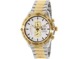 Precimax Men's Typhoon Pro PX14021 Gold Stainless-Steel Quartz Watch