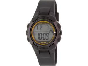 Timex Men's Marathon T5K818 Black Silicone Quartz Watch
