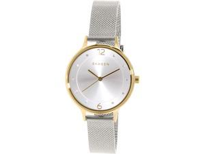 Skagen Women's SKW2340 Silver Stainless-Steel Quartz Watch