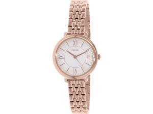 Fossil Women's Jacqueline ES3799 Rose Gold Stainless-Steel Quartz Watch