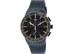 Swatch Men's Originals SUSN407 Blue Silicone Swiss Quartz Watch