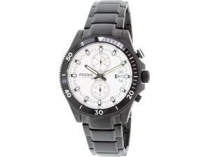 Fossil Men's CH2999 Black Stainless-Steel Quartz Watch