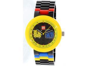Lego Men's 9008030 Multi Plastic Quartz Watch