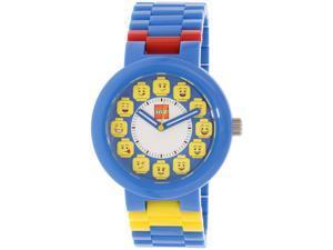 Lego Men's 9008023 Blue Plastic Quartz Watch