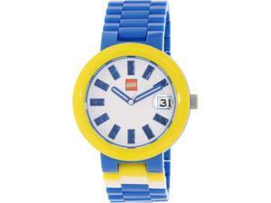 Lego Men's 9008016 Blue Plastic Quartz Watch
