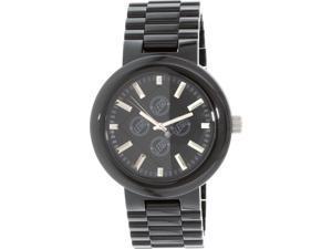Lego Men's 9007705 Black Plastic Quartz Watch