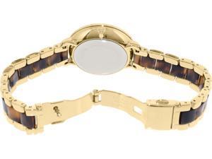 Fossil Women's Jacqueline ES3925 Tortoiseshell Stainless-Steel Quartz Watch