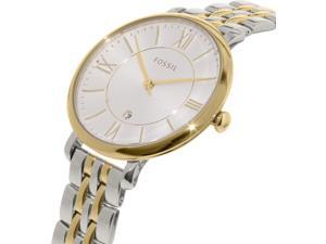 Fossil Women's Jacqueline ES3739 Gold Stainless-Steel Quartz Watch