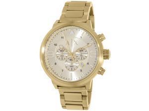 Armani Exchange Men's AX1368 Gold Stainless-Steel Quartz Watch