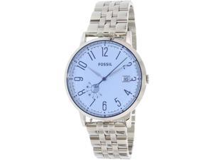 Fossil Women's Vintage Muse ES3967 Silver Stainless-Steel Quartz Watch