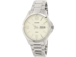 Citizen Men's BF2001-55A Silver Stainless-Steel Quartz Watch